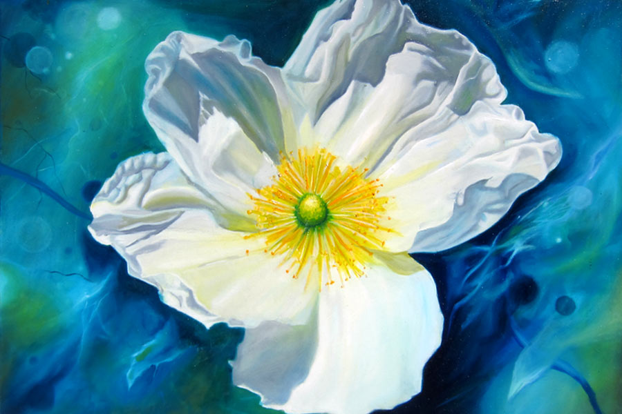 Botanical Paintings - Leonard Aitken - Artist