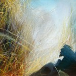 fortitude, landscape paintings, grass paintings, tangled grass, tall grass,