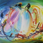 Cycles of Habit, circles, small masters works,