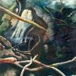 underwater world, underwater paintings, marine paintings, ocean paintings,