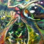 The Utopians, utopia, eternity, sci fi paintings, multi-dimensional paintings,