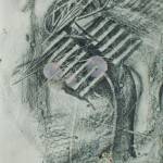 Permanence, power, black and white drawings, abstract drawings, abstract,